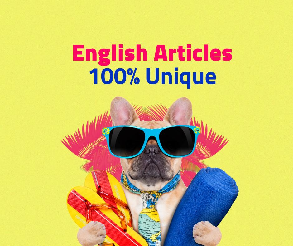 Original Unique Article 700-1000 Words