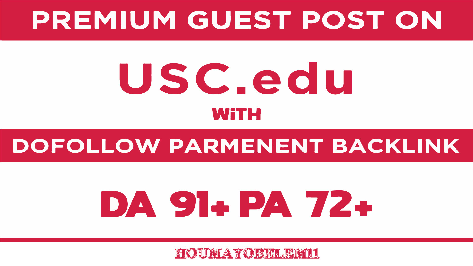 publish on usc. edu with dofollow link