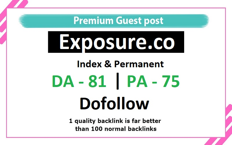 Add a guest post on exposure.co da- 81