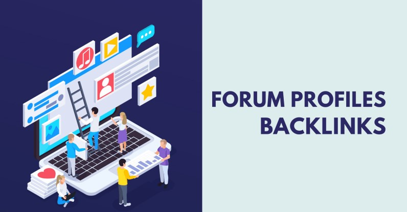1000 Forum Profile Backlink within 1-3 days