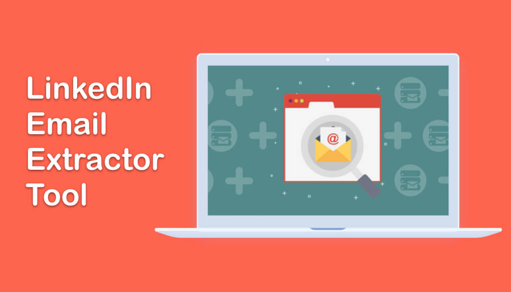 LinkedIn Email Extractor - Not required LinkedIn account for the application