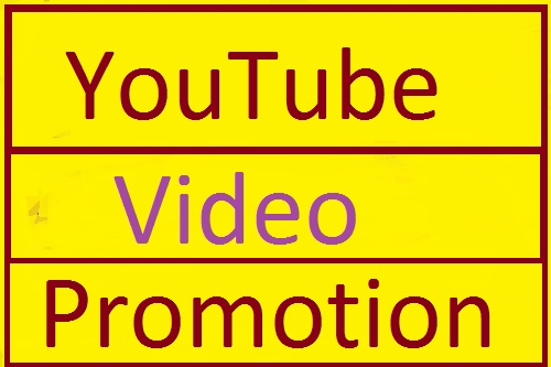 YouTube video promotion Social Media Audience