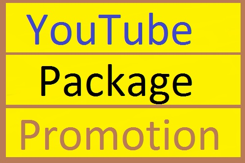 Increase YouTube video promotion worldwide Real Audience