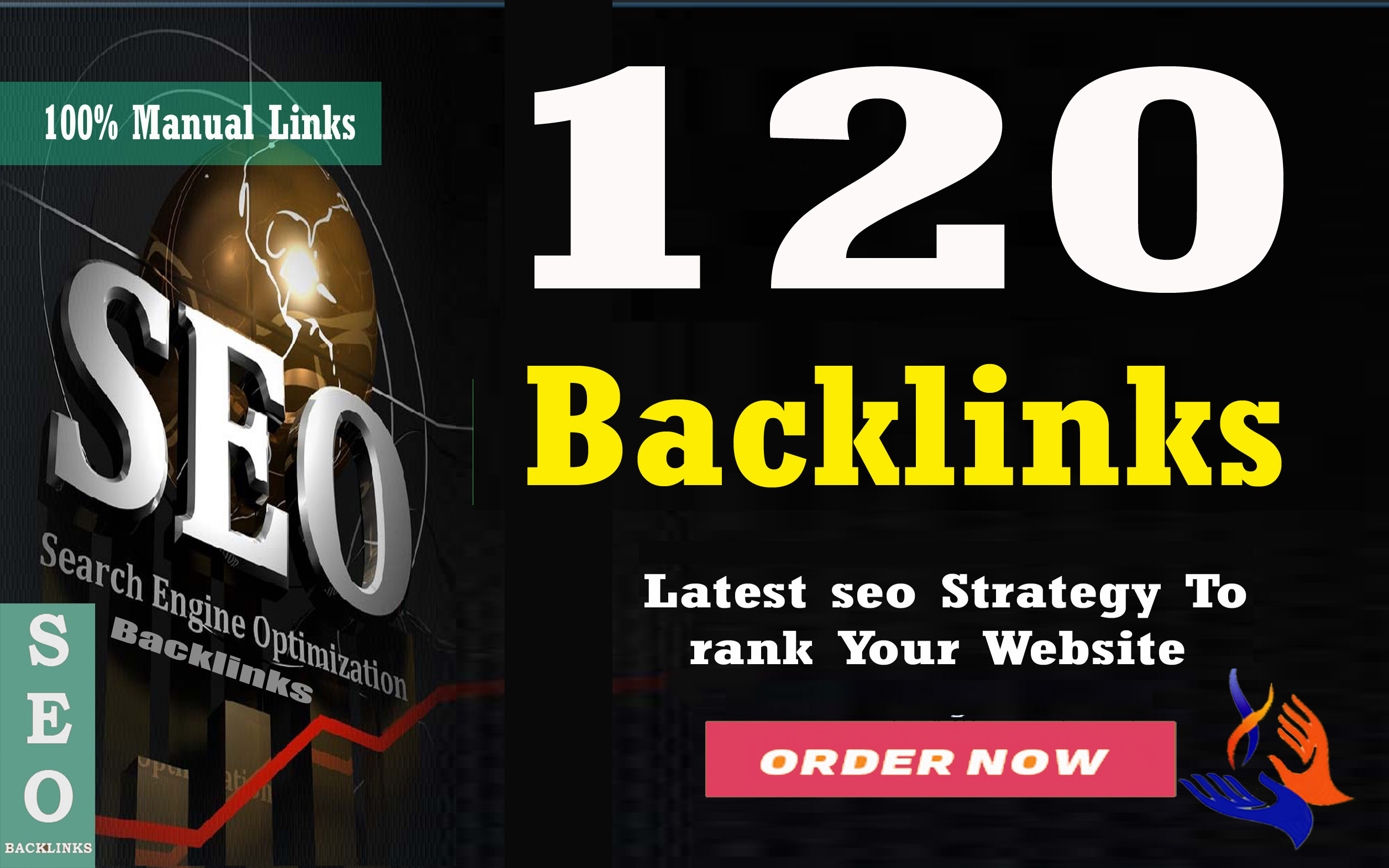 Unique 120 HomePage PBN Backlinks All Dofollow High Quality Backlinks