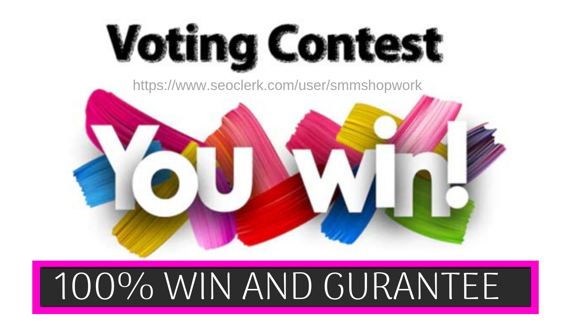 WowBox video Music contest real traffic Votes For Your Online Voting Competition