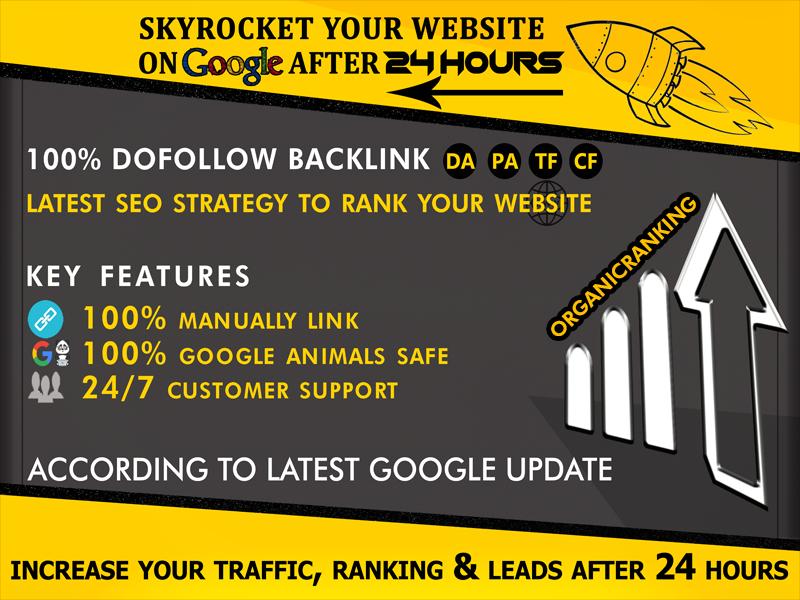 2020 - Do Manually 91 Unique Domains PR10 backlinks DA100 Sites Plus Edu Links