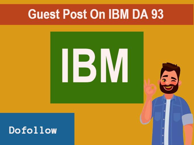 Guest Post on IBM DA93 High Traffic