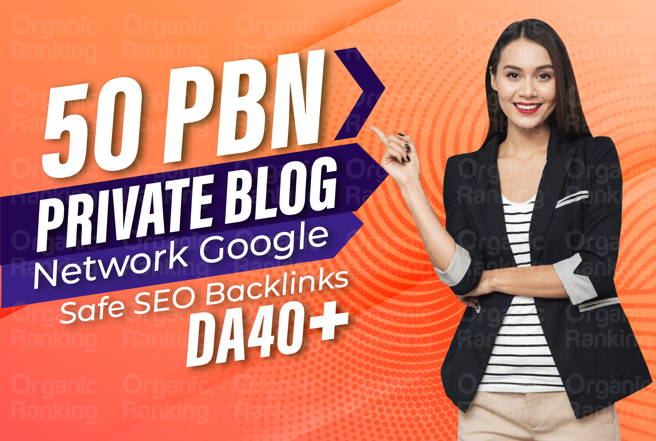 DA 40 plus 50 PBN high authority permanent backlinks