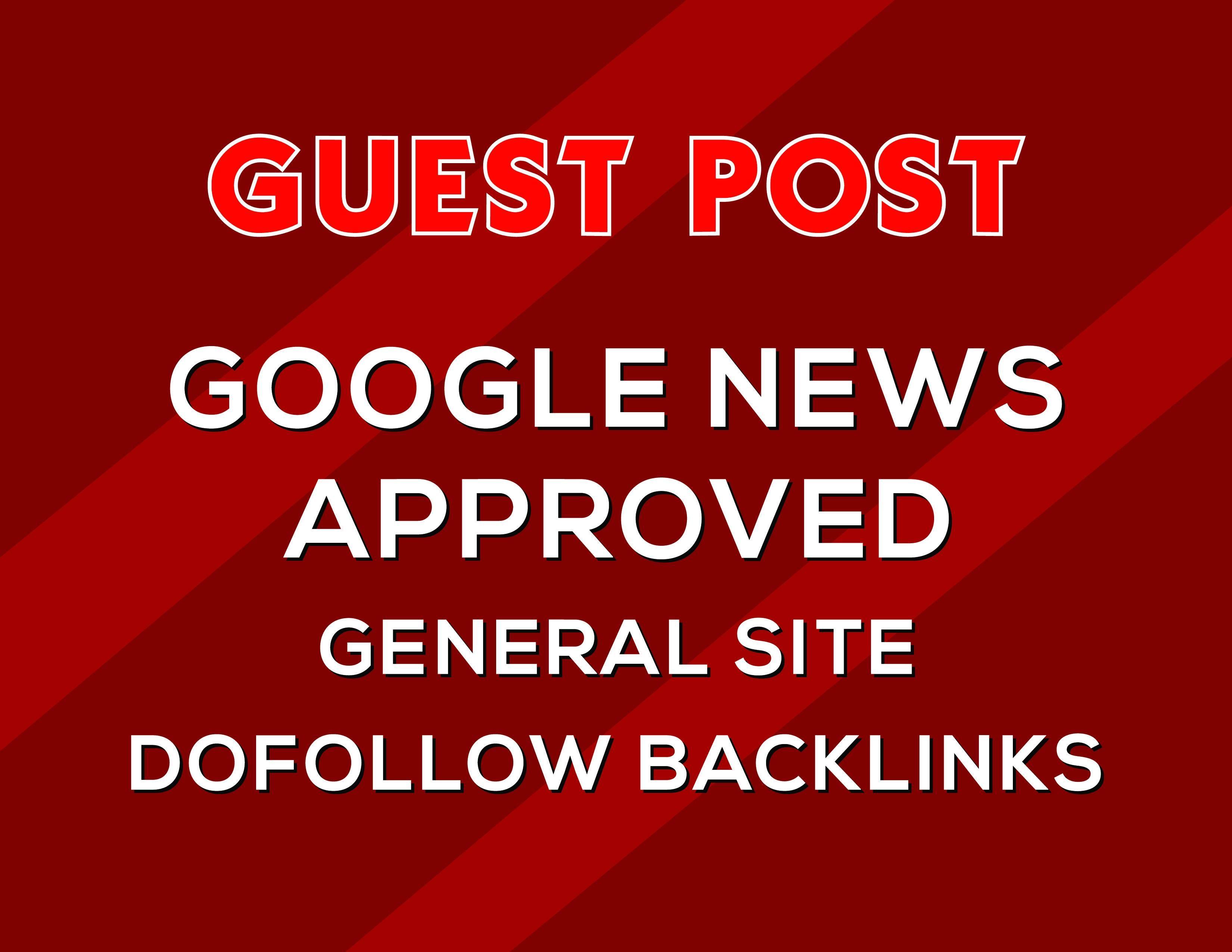 Provide guest post on kinnt. com google approved news site da 57 dr 59 permanent backlink