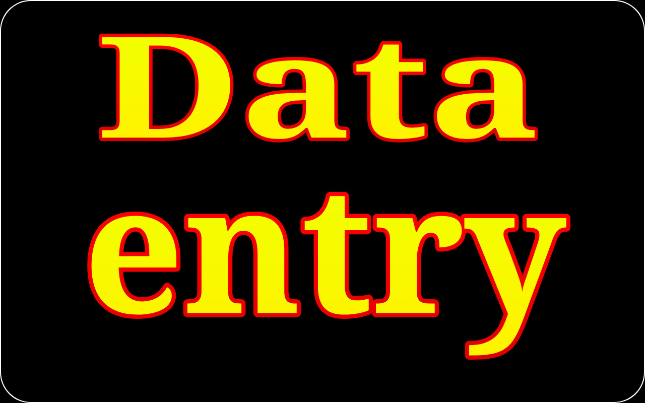 Do your virtual assistant for data entry job, data mining,  copy paste and web research