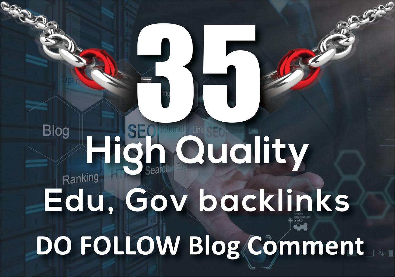 I Manually Create Edu Gov Do Follow Blog Comment Backlinks