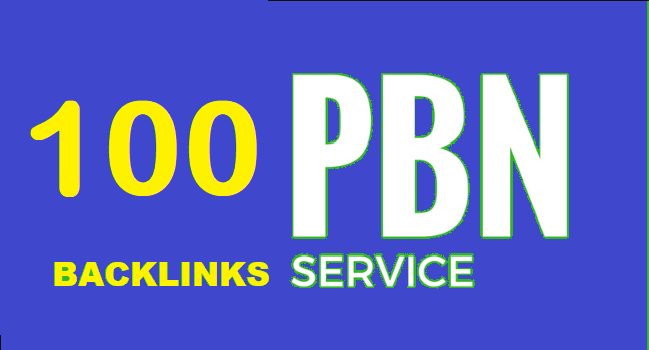 I will provide 100 PBN Dofollow Homepage Backlinks with Unique IPS