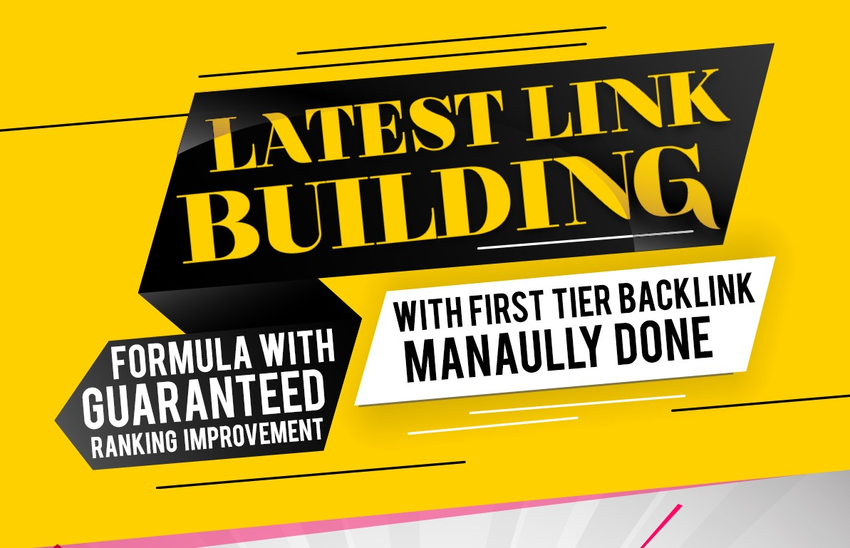 Push Your Site Into Google First page With High DA Quality Backlinks GUARANTEED