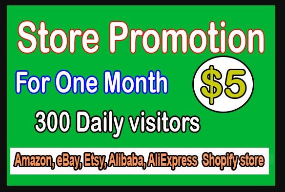 10K Real USA visitors for E-commerce Stores Only Targeted People from social networks