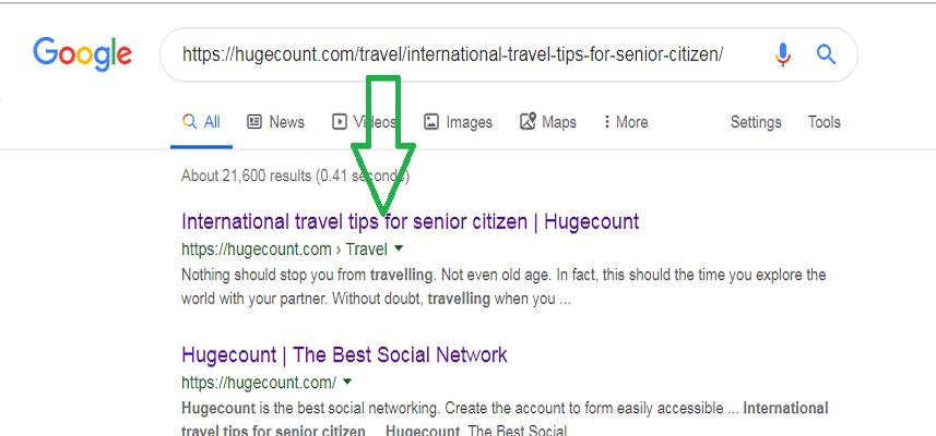 Publish on my google general news dofollow blog hugecount. com