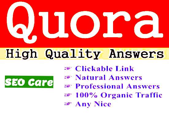 Powerfull world wide 10 Quora Answers