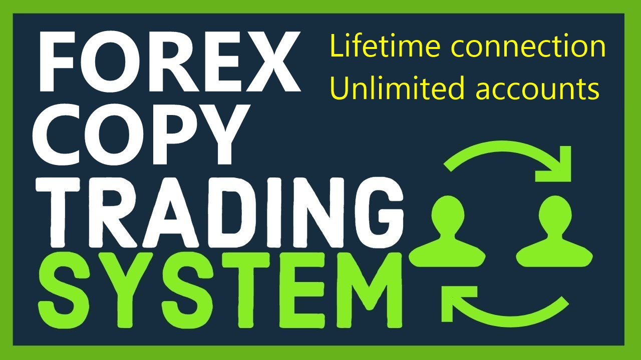 Copy Trading Software for forex,  crypto,  connect any MT4,  MT5 broker