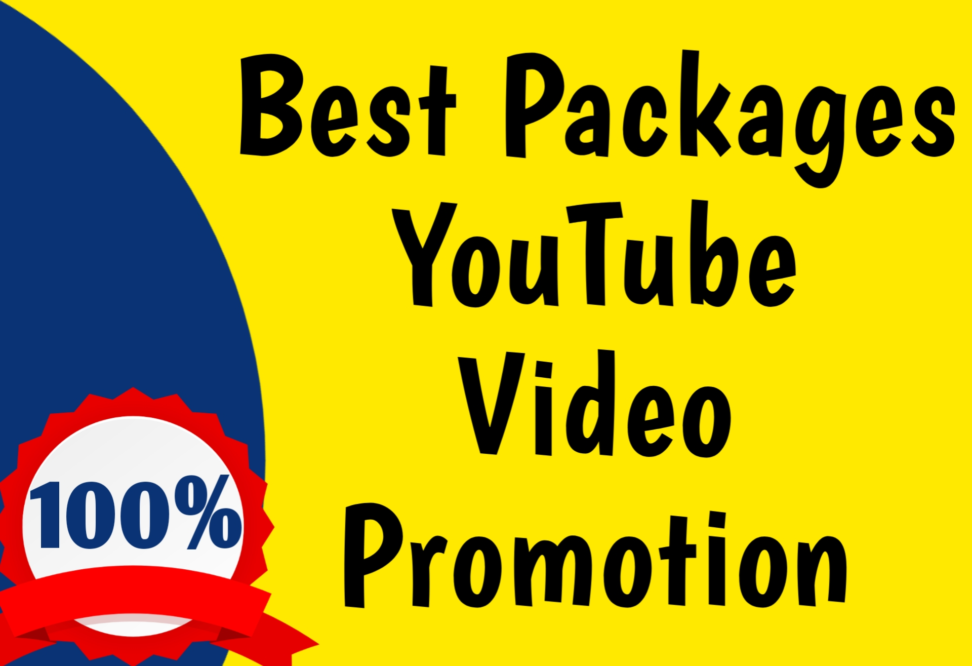 Best Package Youtube Video Promotion