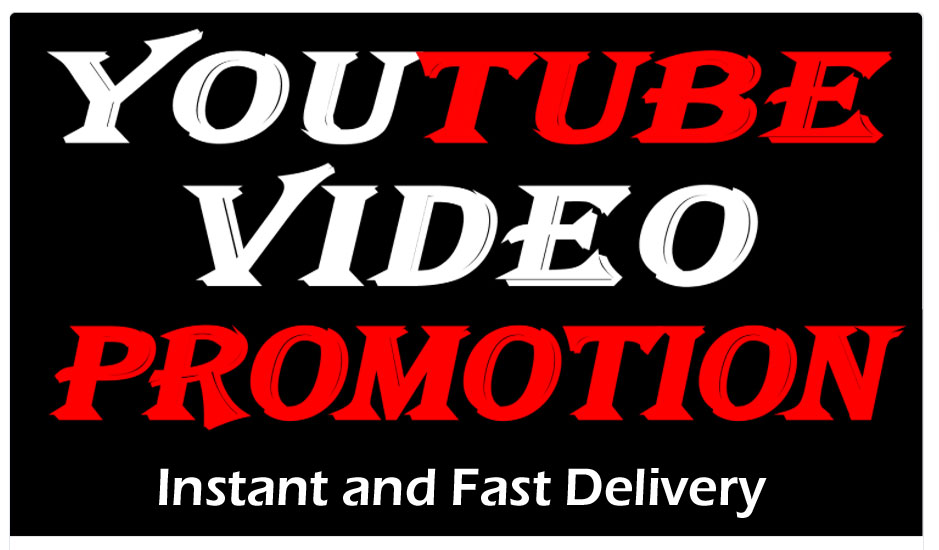 Cheap YouTube Video promotion and Marketing with fast Delivery