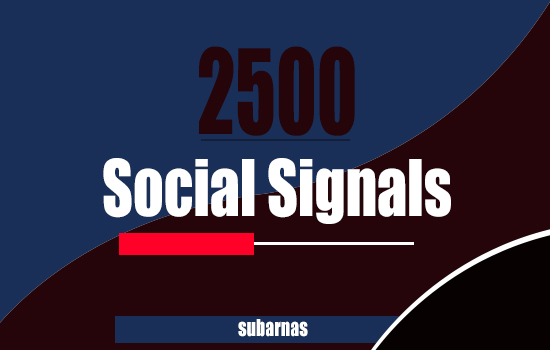 Manually 1500 SEO Social Signals Backlinks