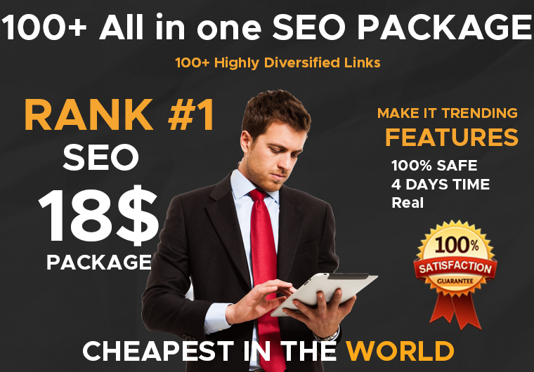 100+ All In One SEO Package To Get High Quality Backlinks