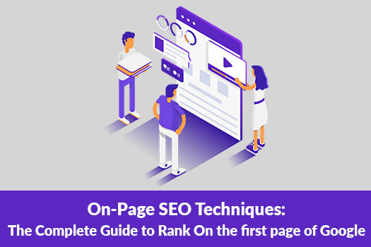 Complete On Page SEO For Google Ranking