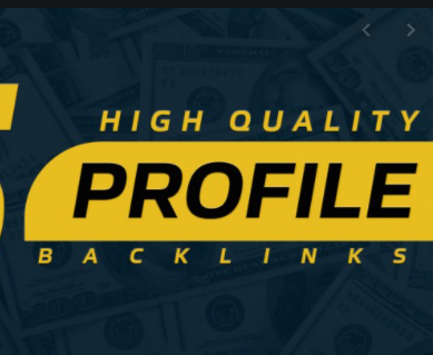 I will do 199 high DA profile backlinks manually for SEO ranking