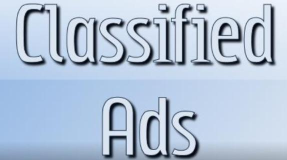 I will post your 100 ads on top rank classified ad posting sites