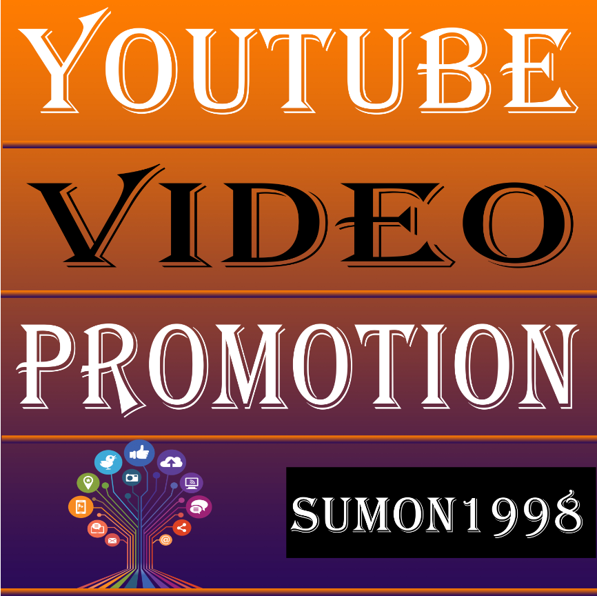 HQ All YouTube Video Promotion Social Networks Marketplace