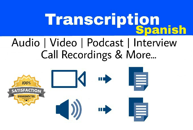 I will transcribe up to 10 minutes of audio in Spanish