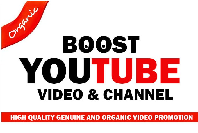Good Quality YouTube Videos Marketing and Promotion