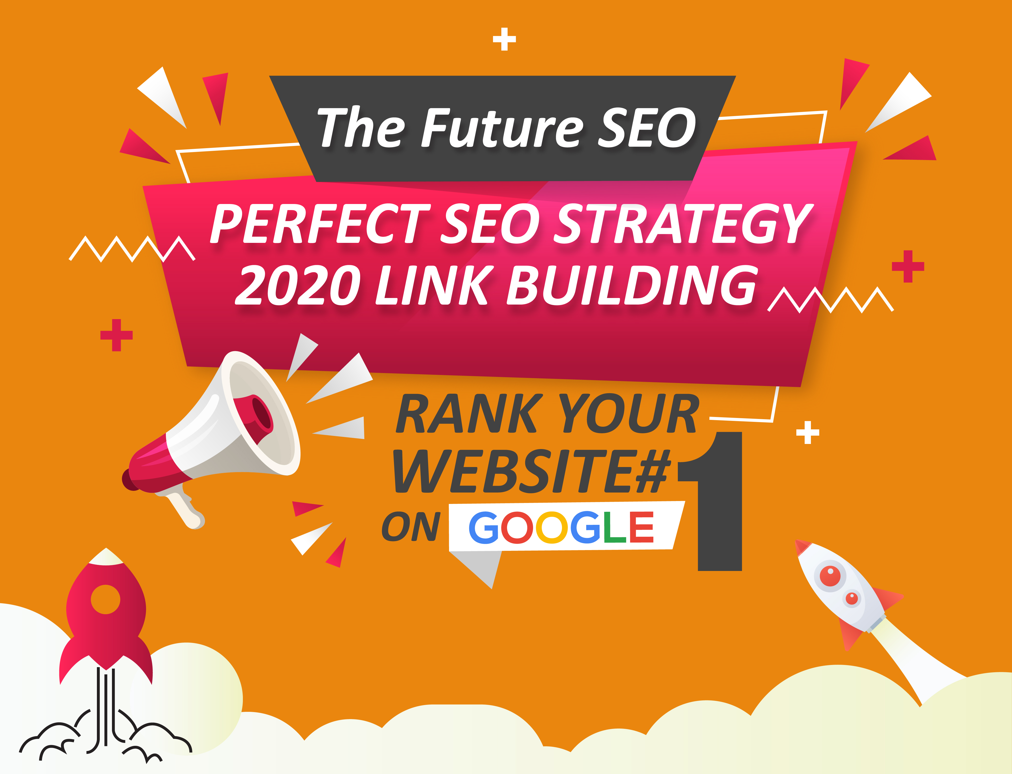 i will give you 85 SEO backlinks white hat manual link building service for google top ranking