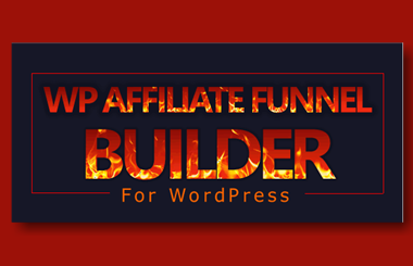 WordPress Affiliate Funnel Builder Plugin Standard Includes Resale Rights