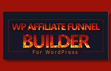 WordPress Affiliate Funnel Builder Plugin Standard Includes Resale Rights