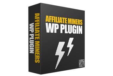 WordPress Affiliate Miner Standard Plugin