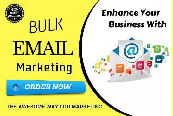 Bulk 5k email marketing service to promote your product worldwide