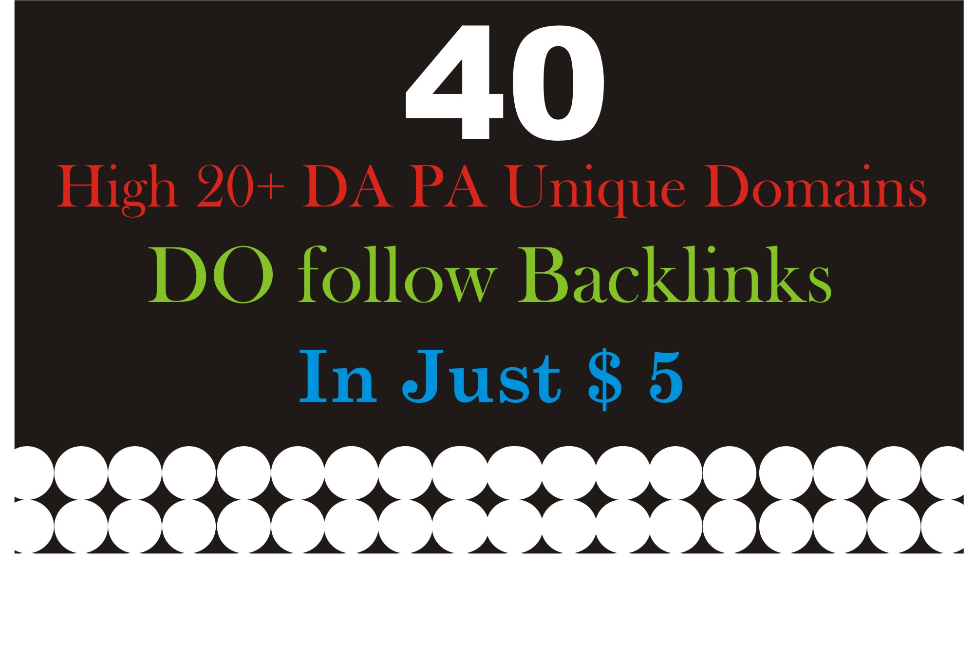 I will Manually Do 40 Blog Comments on HIGH DA PA