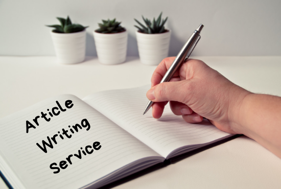 I will Write 5 Articles 1000 Words Free Copyscape