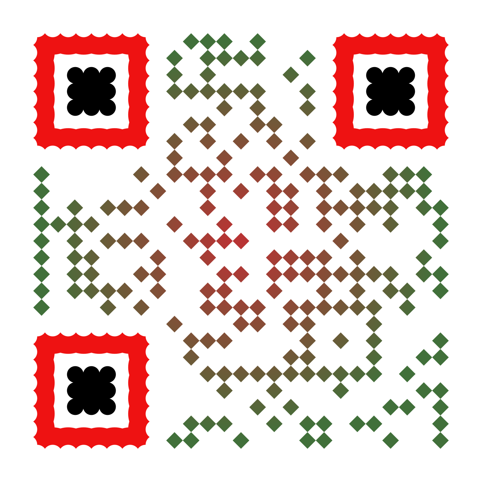 Get Custom-Designed QR CODES of Anything