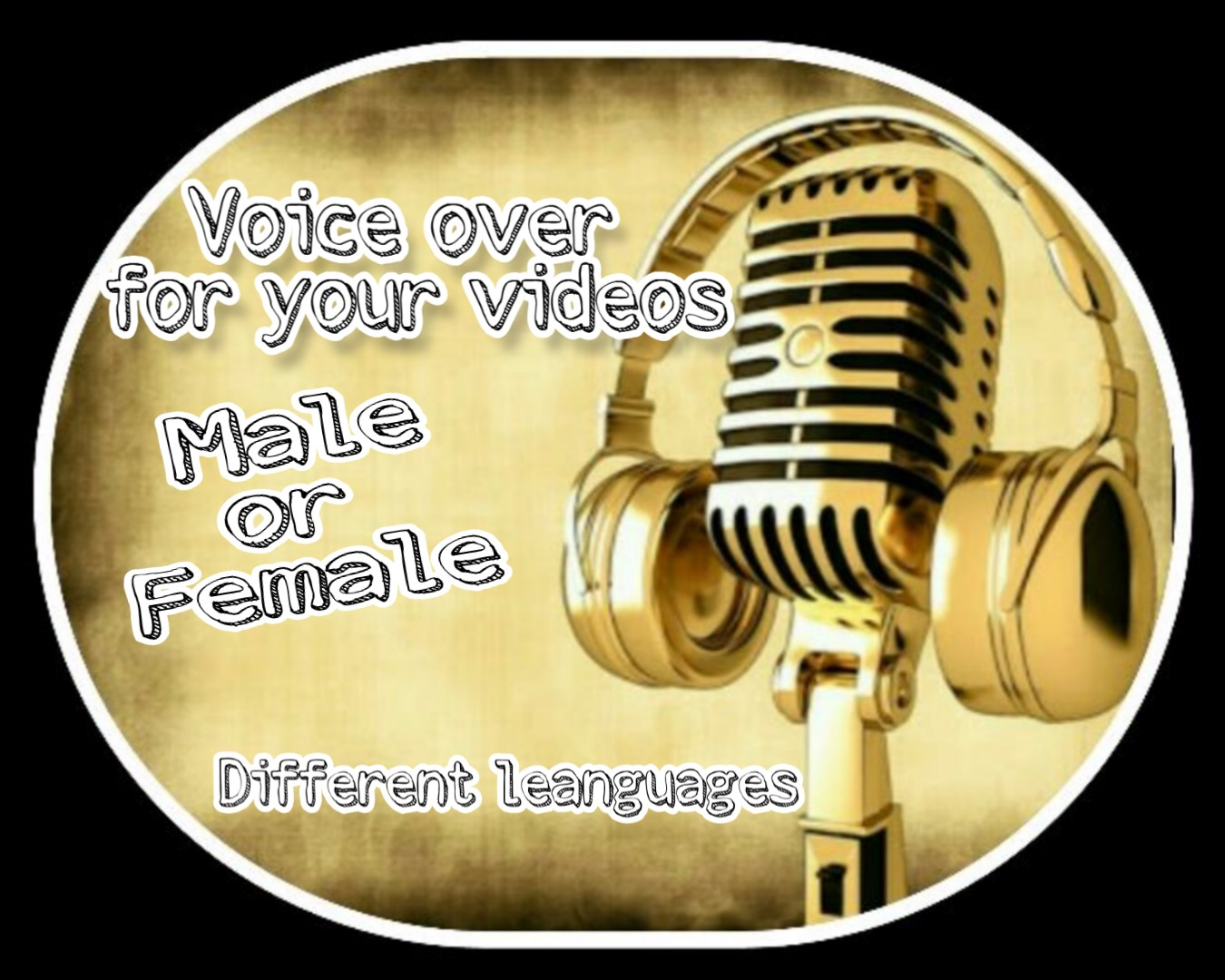 I will record a perfect voice over - any language for your project