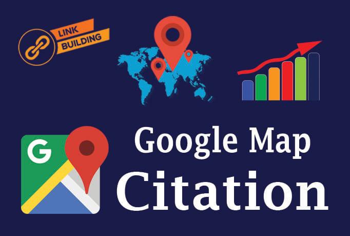 Do 300+ Google Map Citations For Local SEO