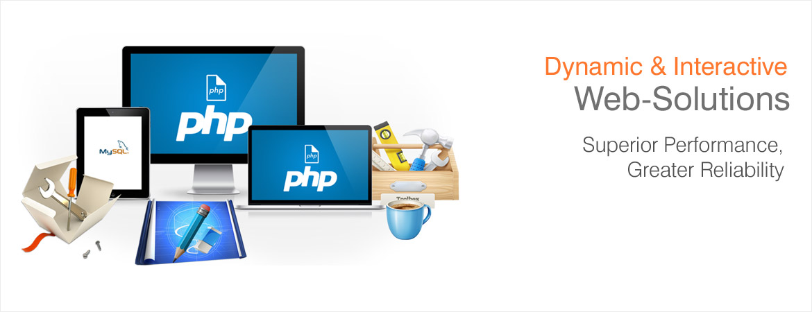 Ready made Dynamic Website for Your Business