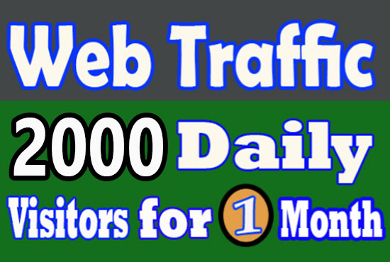 60,000 real USA Web Traffic, Quality Visitors for your website up to 30 days