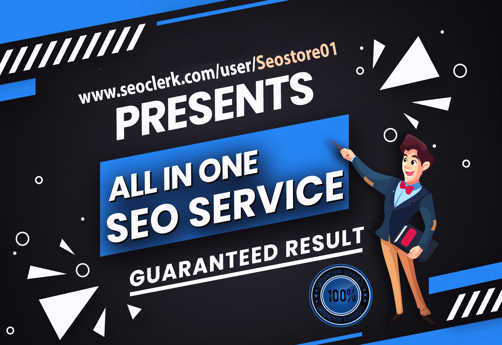 Bump Your Site On 1st Page Of Google With Our All in One SEO Strategy-Guaranteed