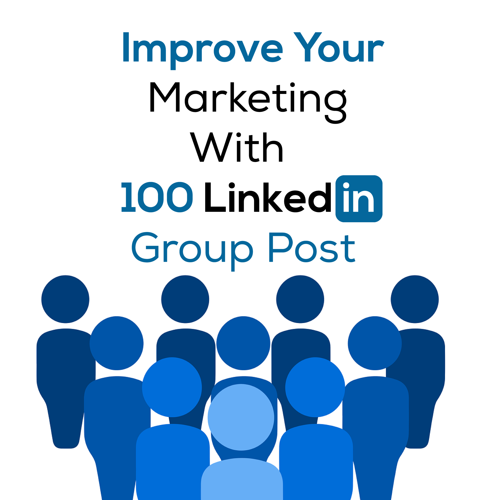 Promote your link in LinkedIn 100 Group
