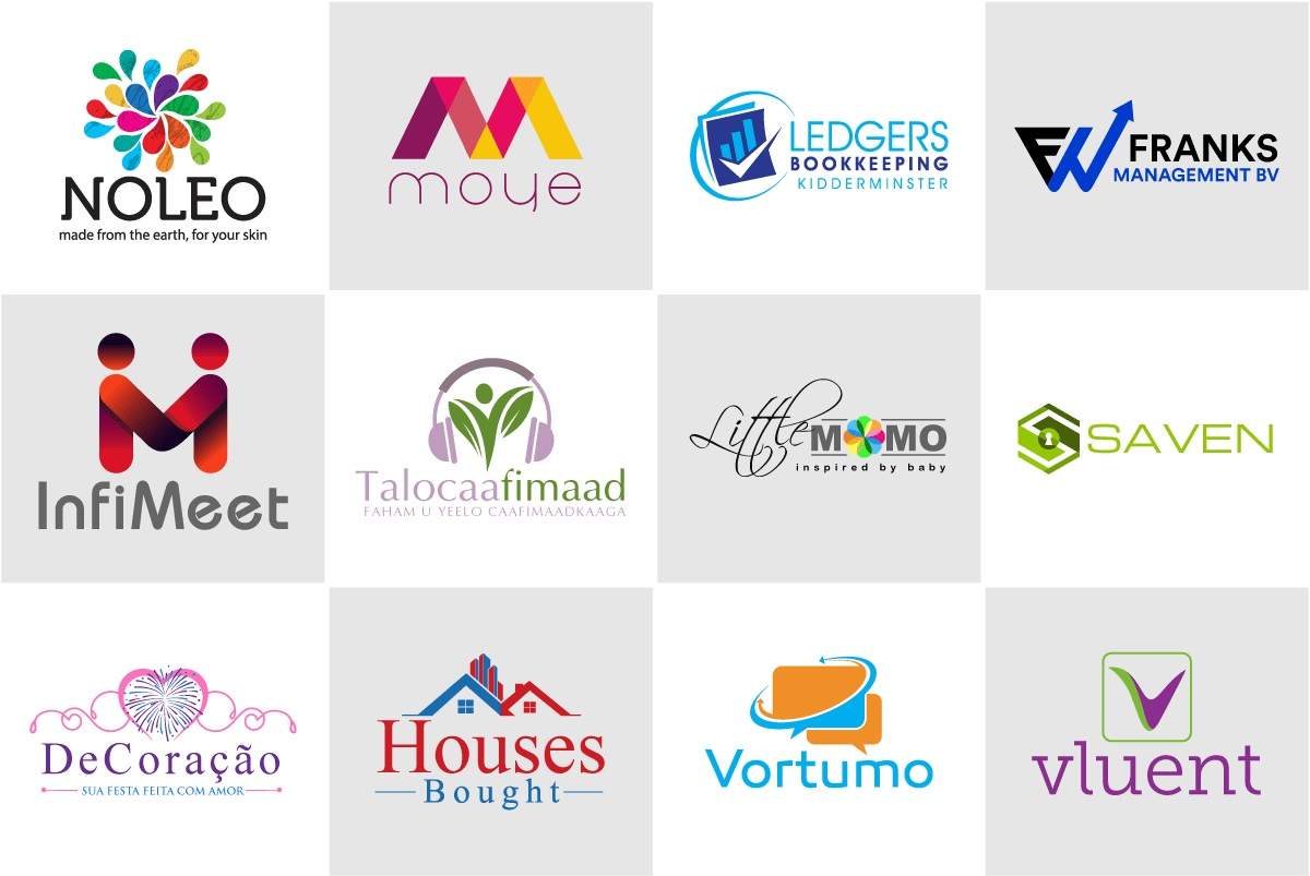 I will create 3 versatile modern business logo