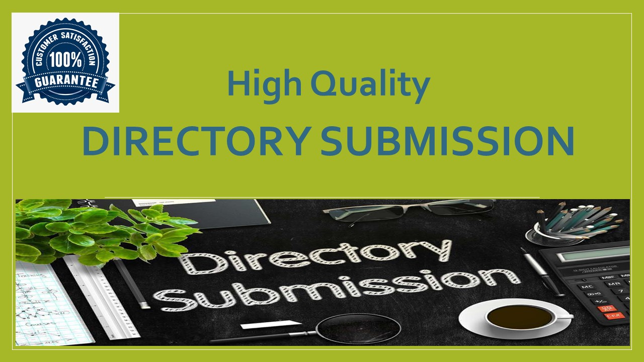 Provide 50 directory submissions to rank up website from high authority websites
