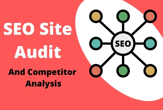 I can Provide a detailed SEO audit of your site.