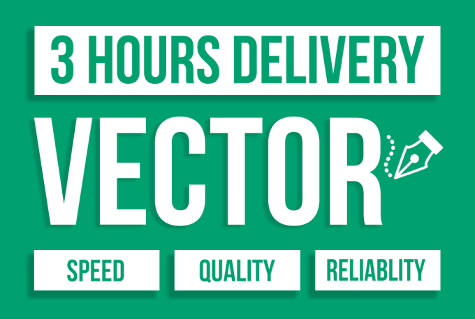 Logo,  icon tracing,  vector tracing, convert logo into vector just in 3 hour