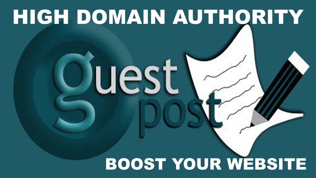 Do 15 homepage guest post high tf cf da pa sites for seo